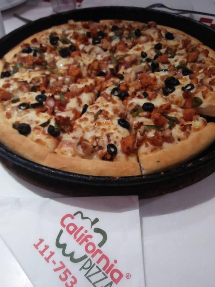 California Pizza - Lahore Affordability