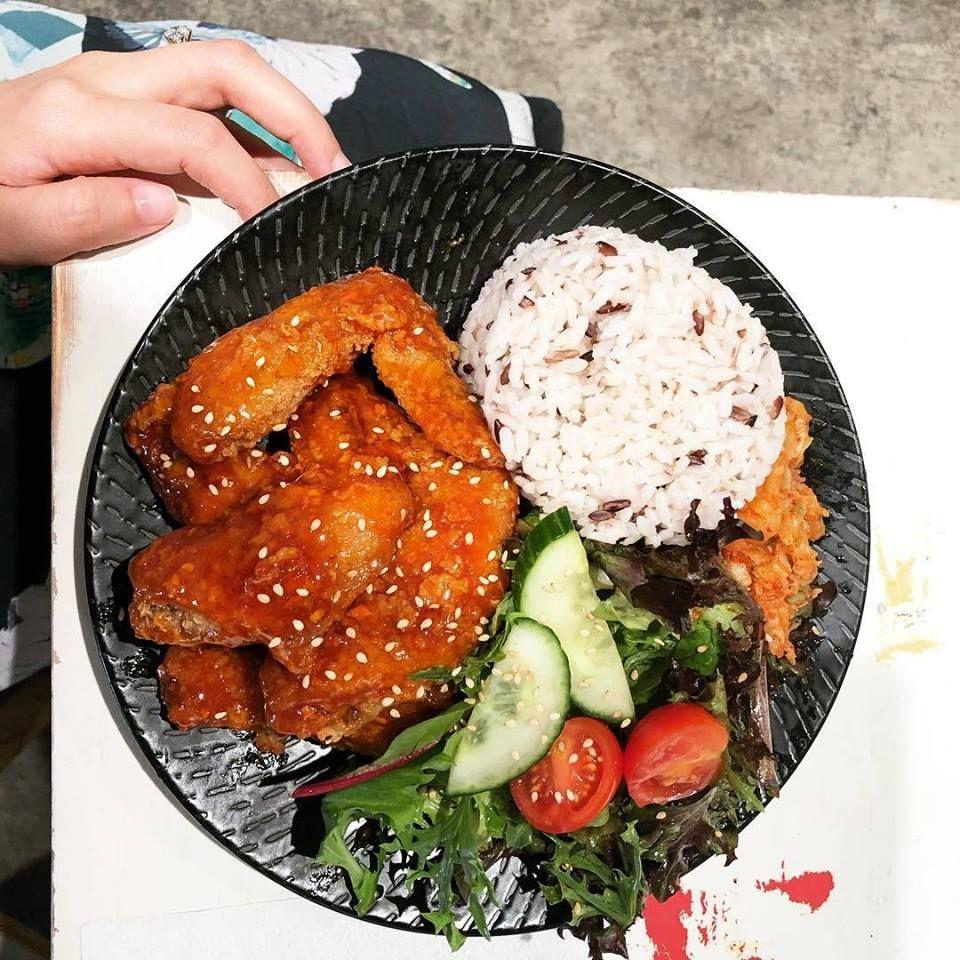 NeNe Chicken - Melbourne Informative