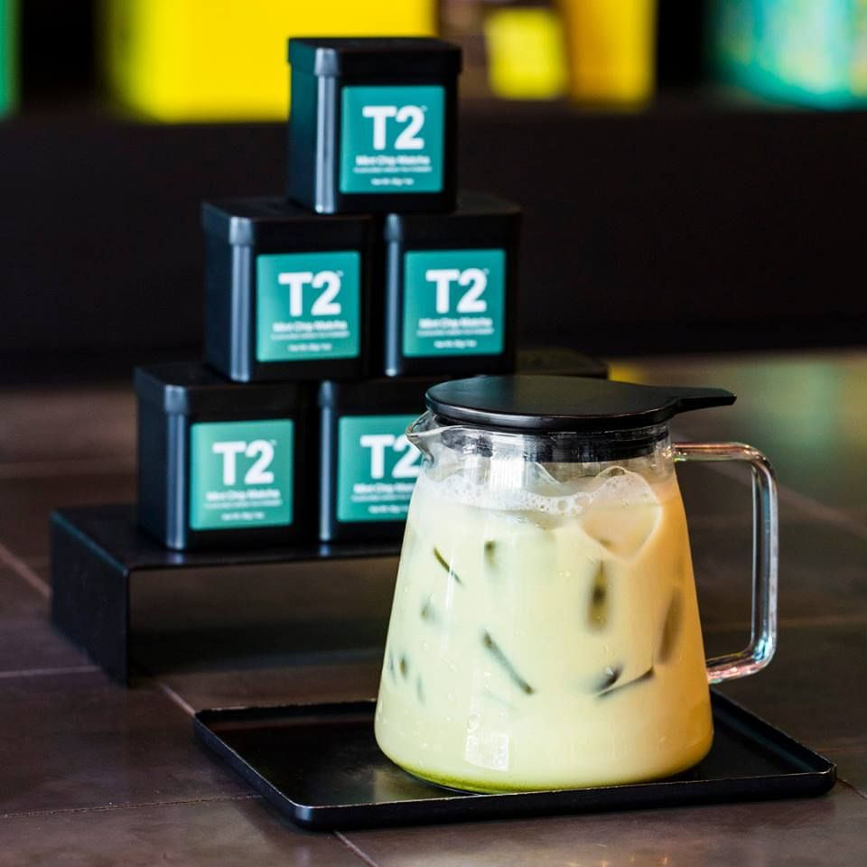 T2 Tea Little Collins - Melbourne Webpagedepot