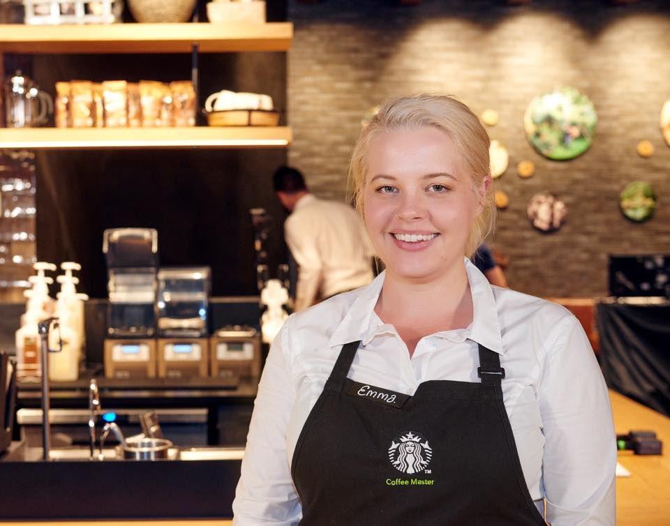 Starbucks - Melbourne Contemporary