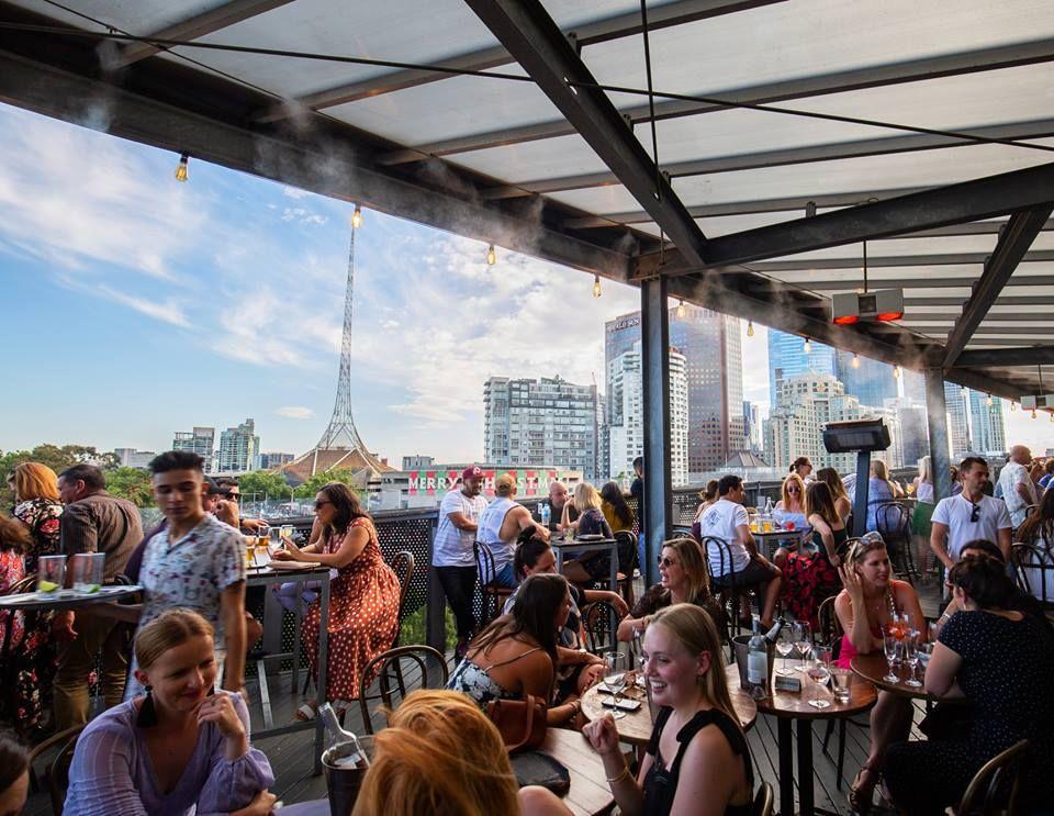 Transit Rooftop Bar - Melbourne Reservations