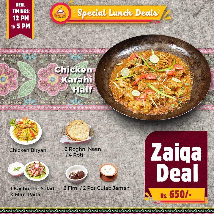 Dera Restaurant - Lahore Affordability