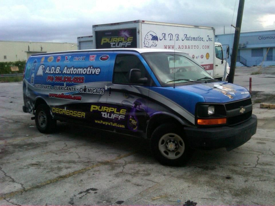 ADB Automotive Inc - Hialeah Accommodate