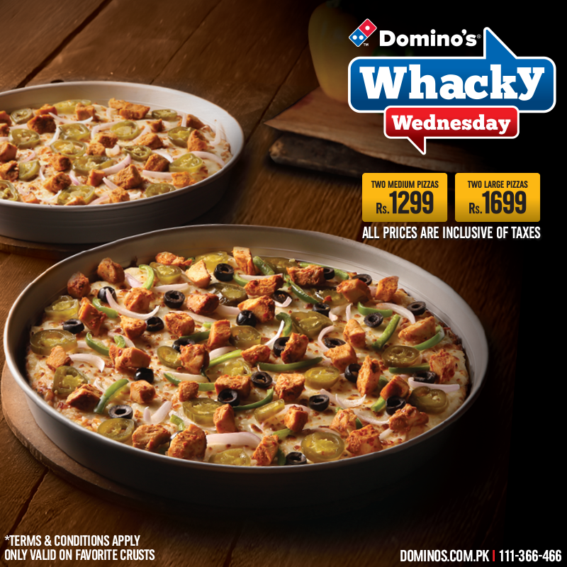 Domino's Pizza - Lahore Reservations