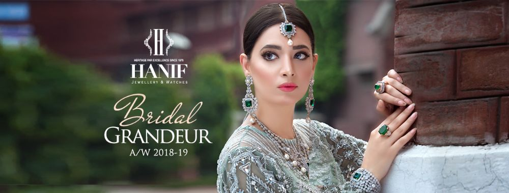 Hanif Jewellers - Lahore Contemporary
