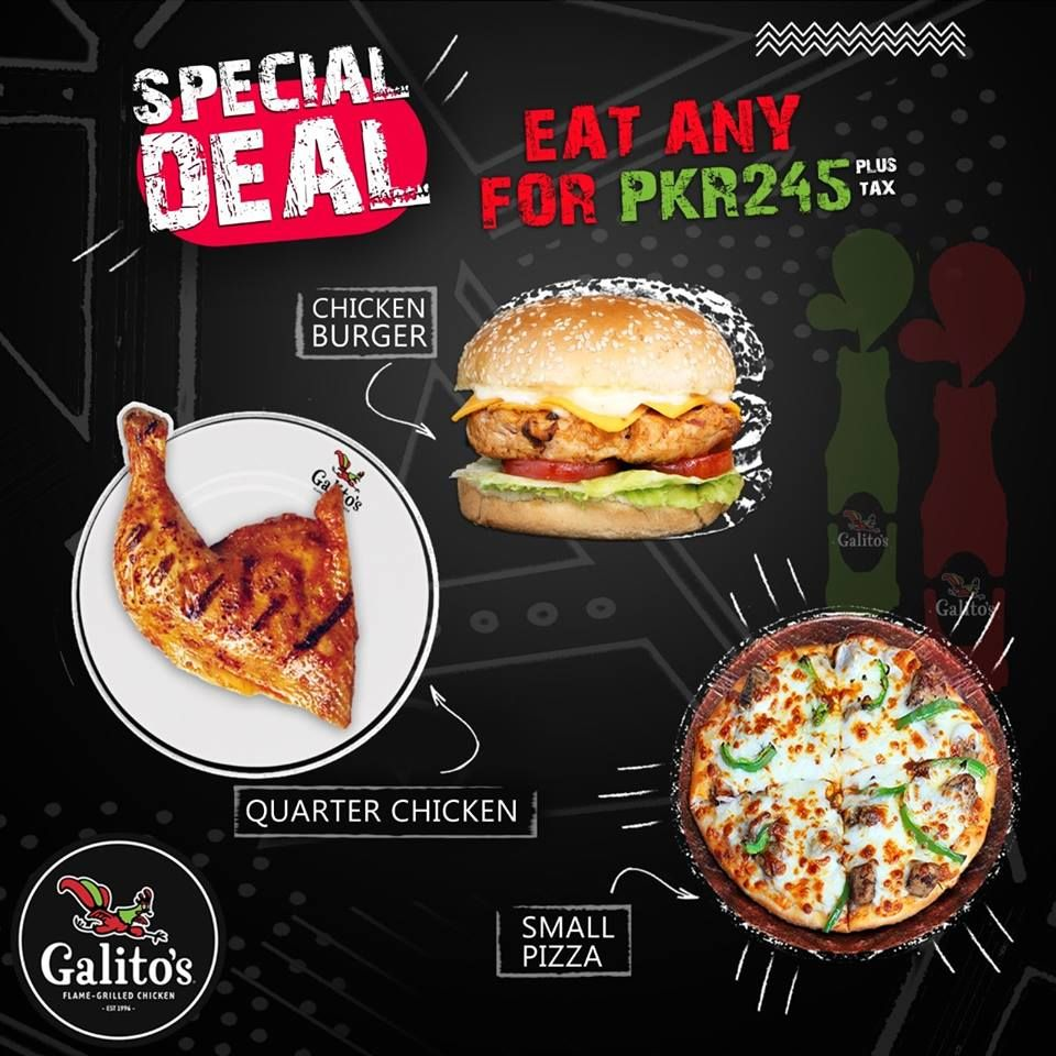 Galito's - Flame Grilled Chicken - Lahore Accessibility