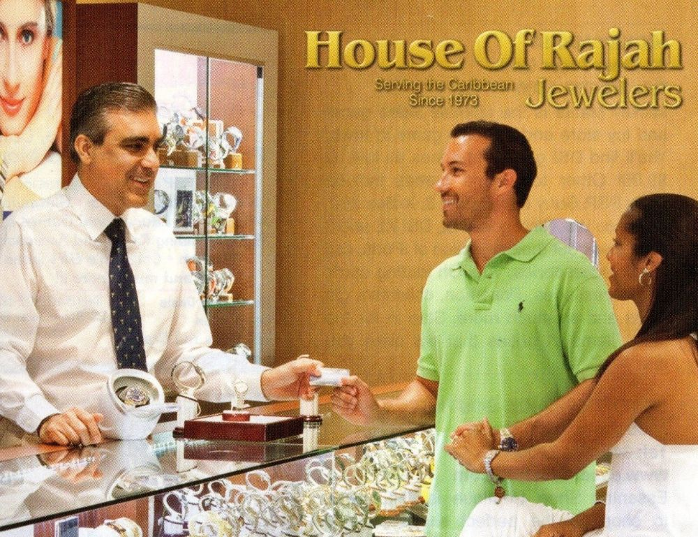 House of Rajah Jewelers - Charlotte Amalie Information