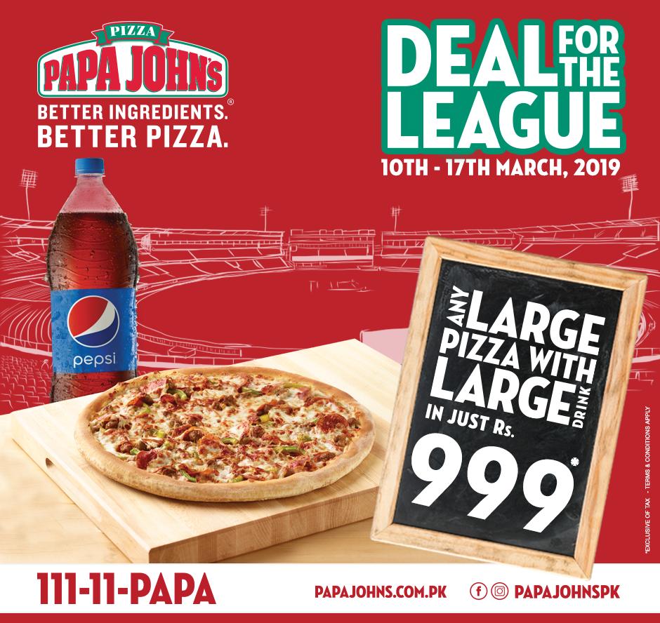 Papa John's Pizza - Hialeah Informative