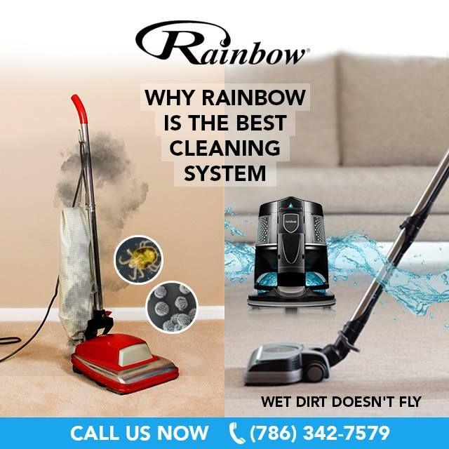 Rainbow Vacuum Cleaners Miami - Tamiami Informative
