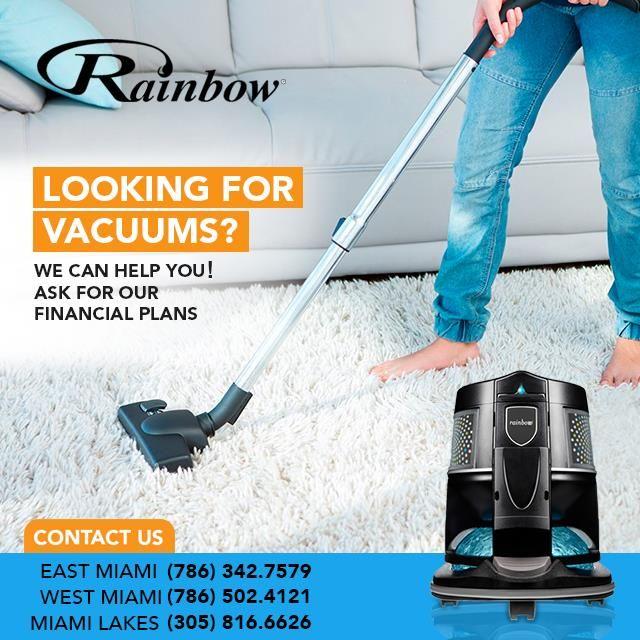 Rainbow Vacuum Cleaners Miami - Tamiami Information