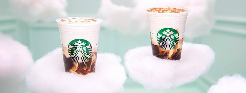 Starbucks - New York Frappuccinos