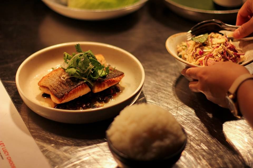 Lucy Liu Kitchen and Bar - Melbourne Informative