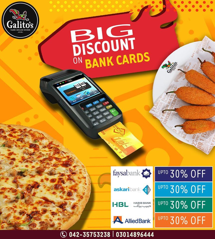 Galito's - Flame Grilled Chicken - Lahore Affordability