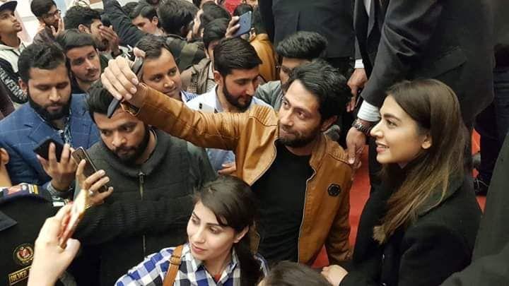 Cinepax - Lahore Establishment