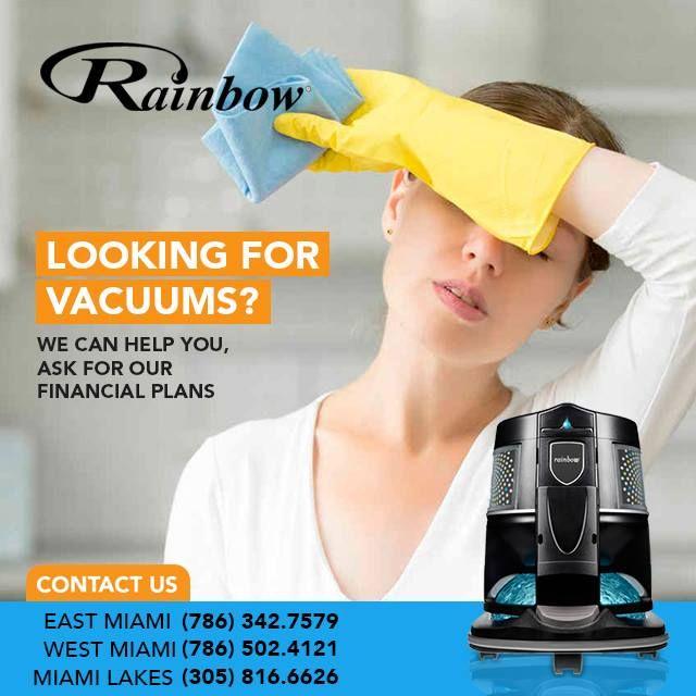 Rainbow Vacuum Cleaners Miami - Tamiami Comfortable