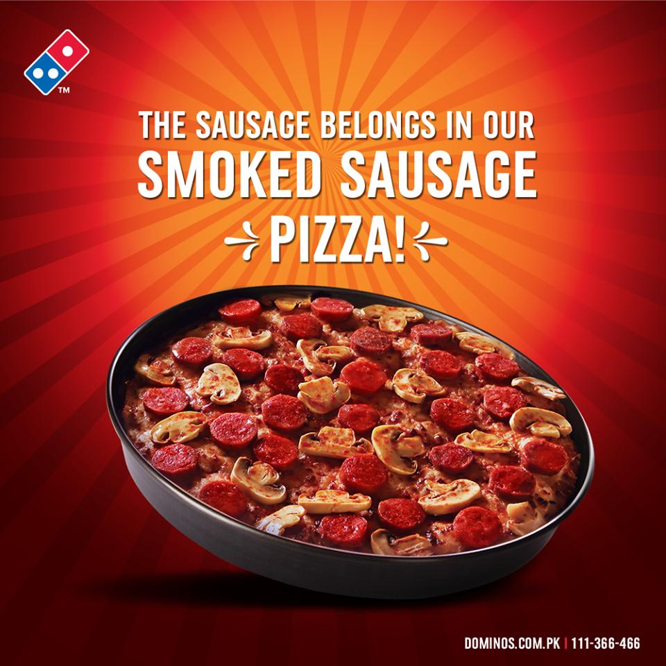 Domino's Pizza - Lahore Extravaganzza