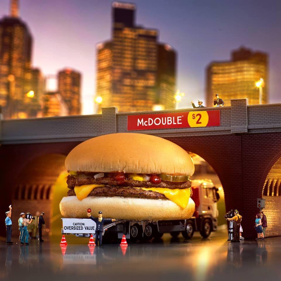 McDonald's Swanston & Lonsdale - Melbourne Contemporary