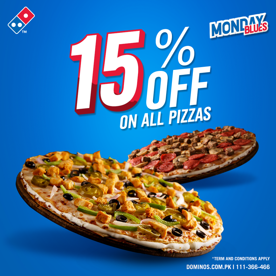 Domino's Pizza - Lahore Unfortunately