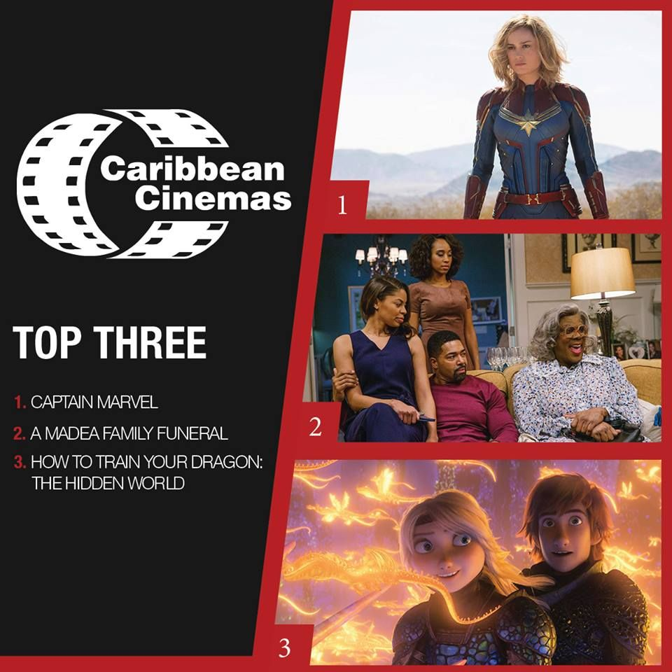 Caribbean Cinemas - St Croix Contemporary