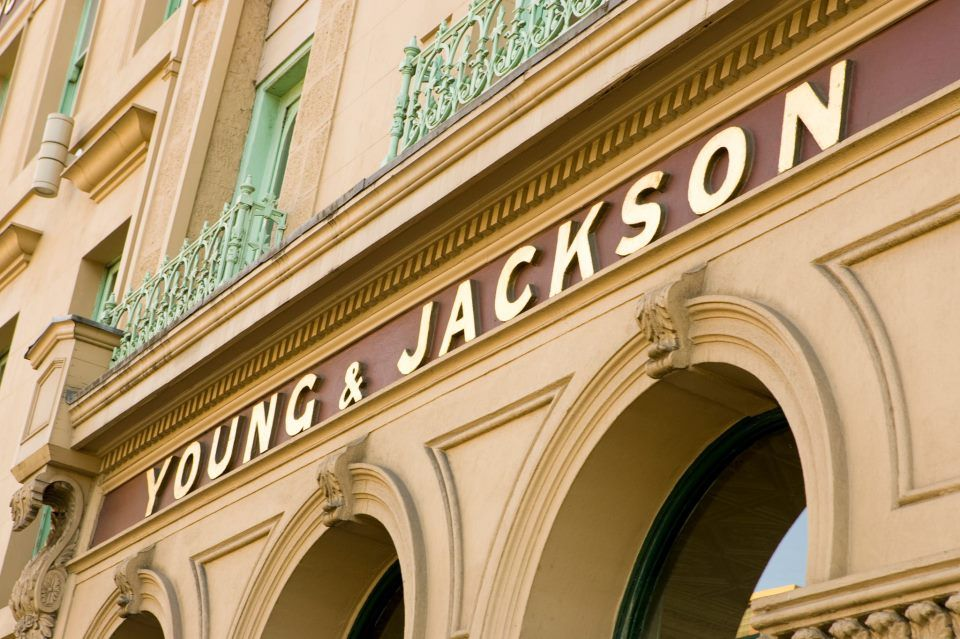 Young & Jackson - Melbourne Wheelchairs