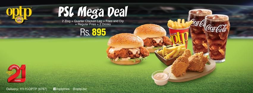 One Potato Two Potato - Lahore Availability