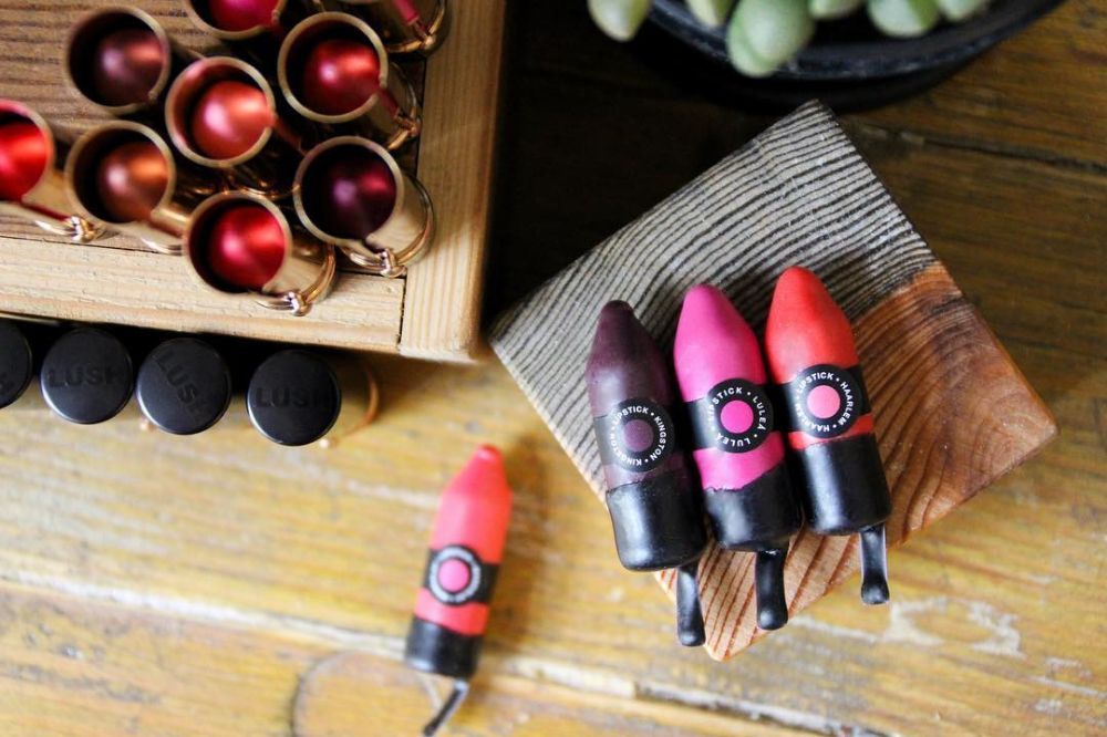 LUSH Fresh Handmade Cosmetics - Melbourne Informative
