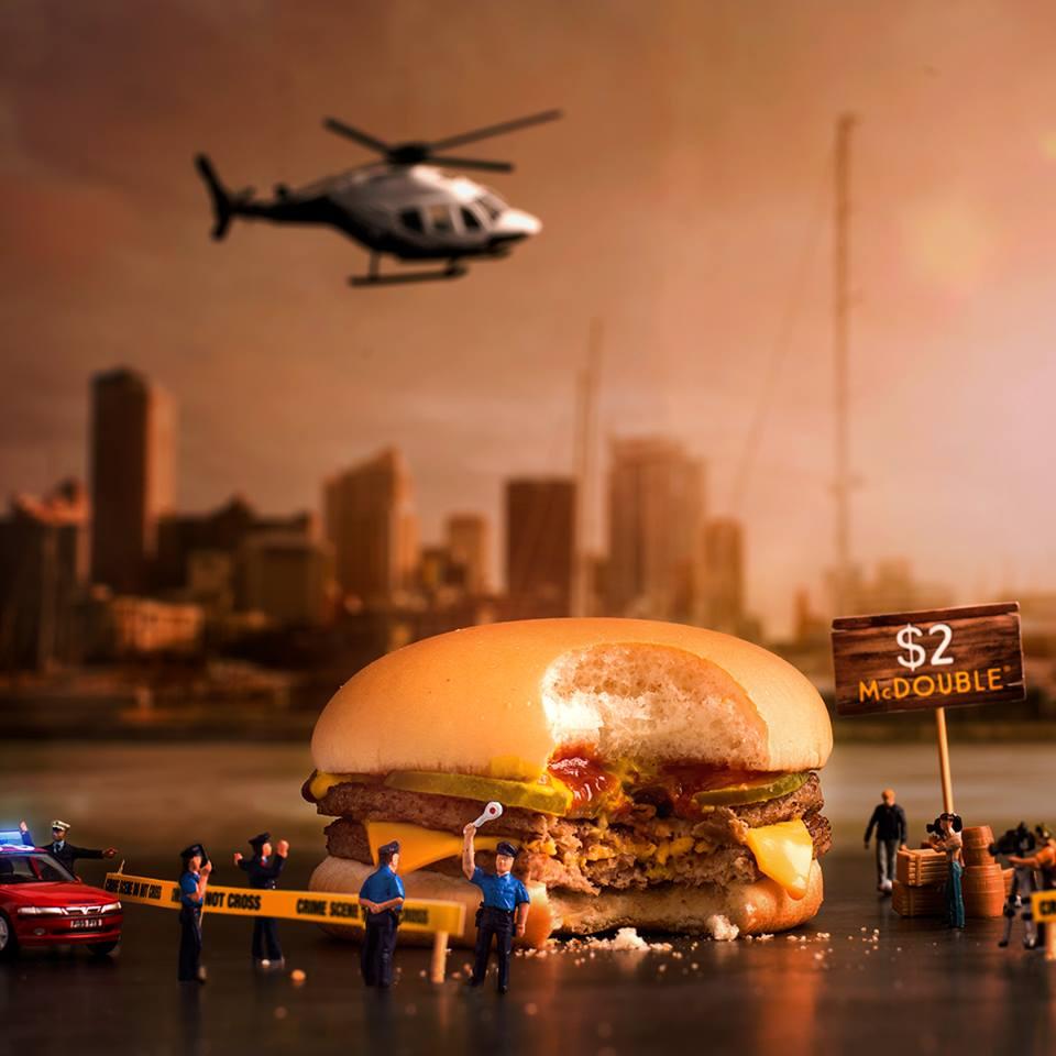 McDonald's Swanston & Lonsdale - Melbourne Restaurants