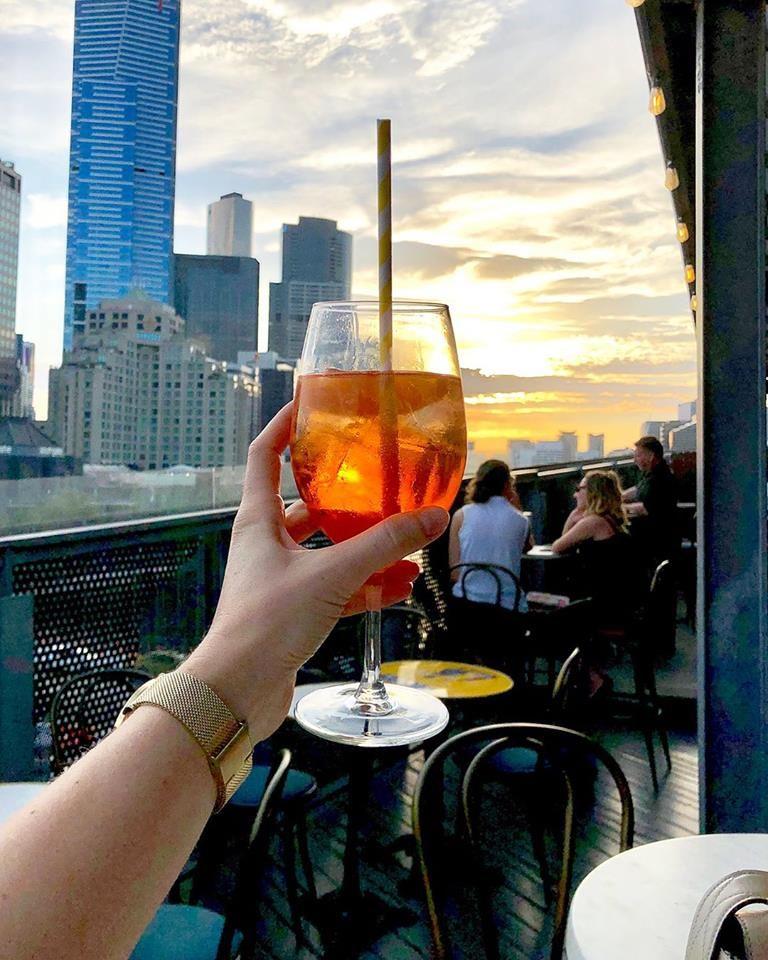 Transit Rooftop Bar - Melbourne Informative