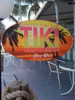 Sunset Tiki Bar & Grille - Key West Establishment