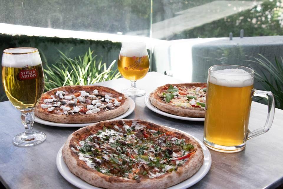 European Bier Cafe & Aer Rooftop Bar - Melbourne Establishment