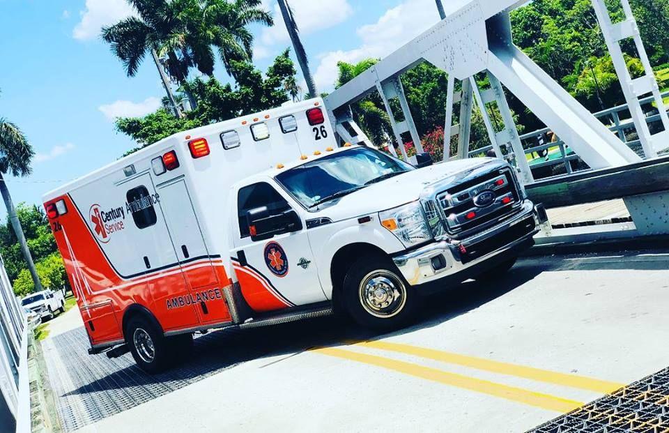 Century Ambulance Service - Jacksonville Organization