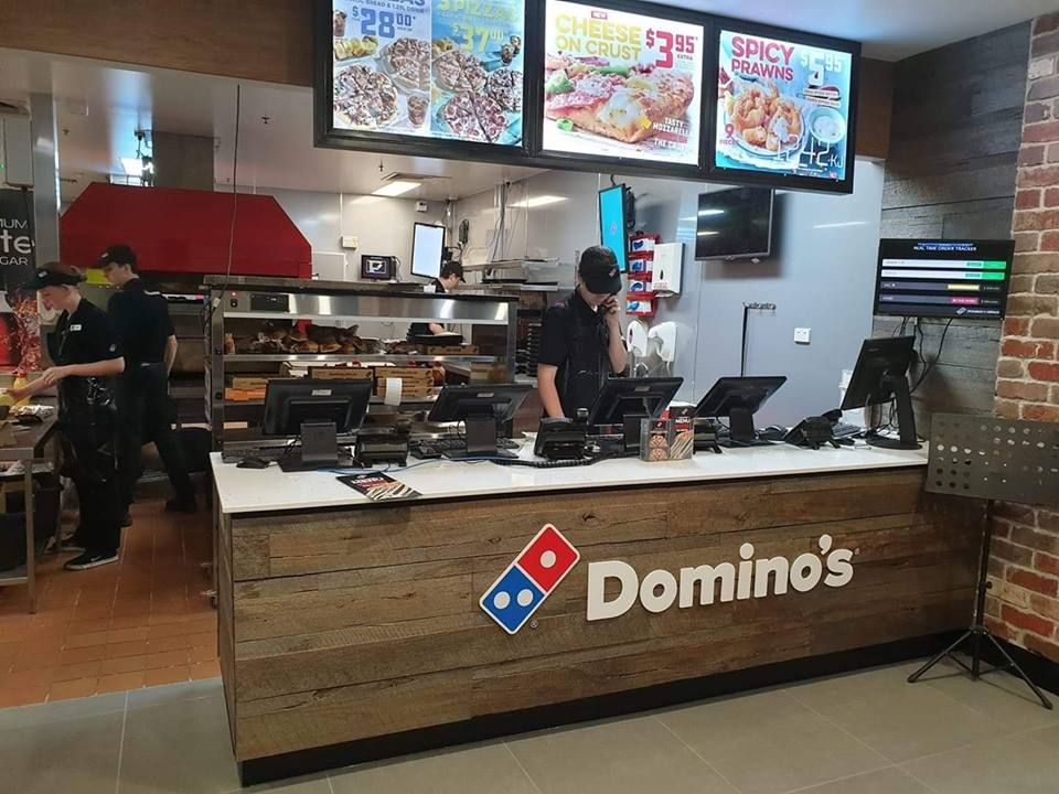 Domino's Pizza Lonsdale St - Melbourne Accommodate