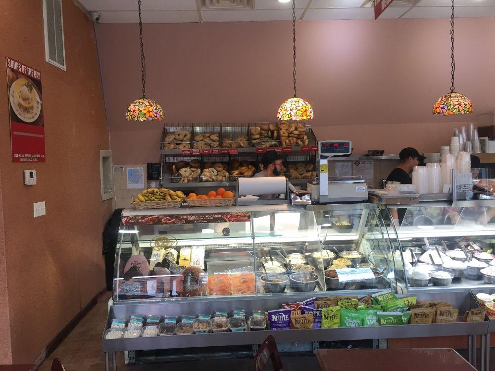 Atlantic Bagels Cafe - Brooklyn Inspection
