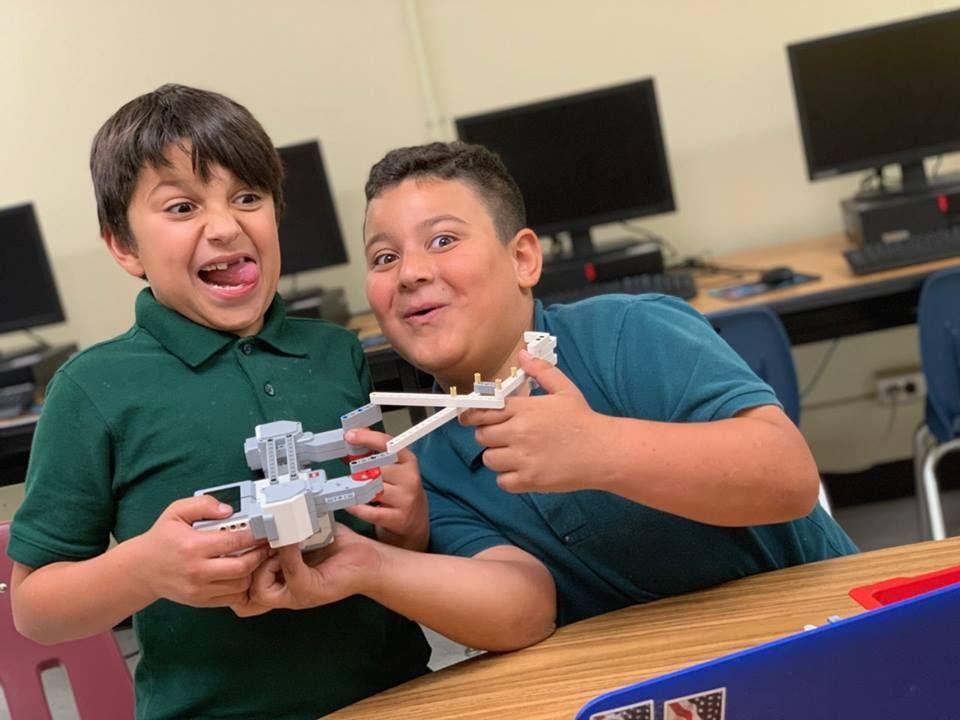 Greenglade Elementary School - Tamiami Comfortably