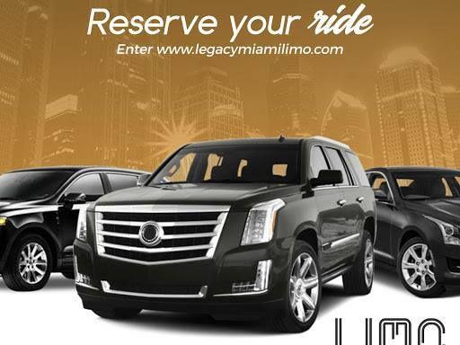 Legacy Car Service Miami - Hialeah Information