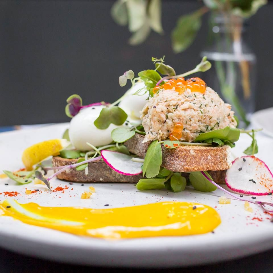 Amble Cafe - Melbourne Accommodate
