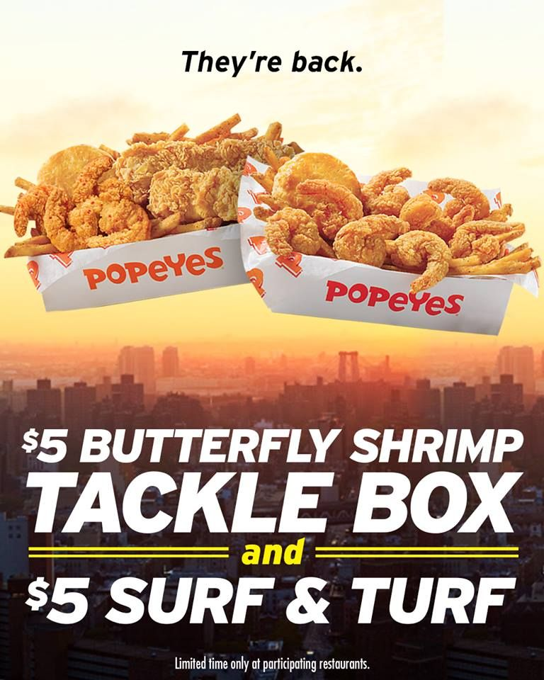 Popeyes Louisiana Kitchen - Miami Surroundings