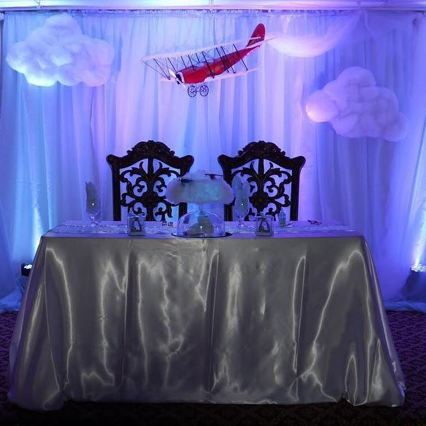 Elegant Ballrooms - Hialeah Decorations