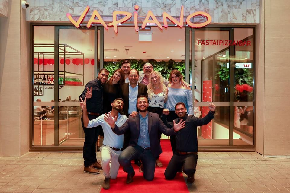 Vapiano - Melbourne Contemporary