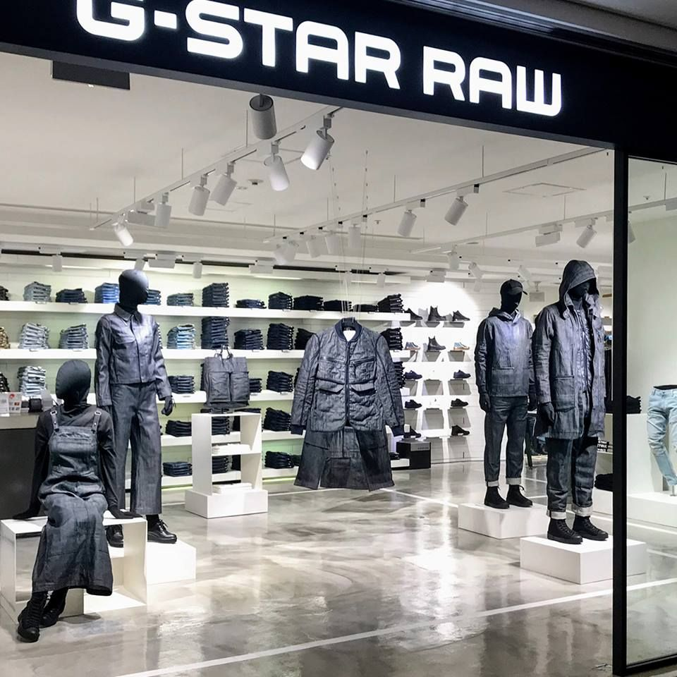 G-Star RAW Store - Melbourne Appearance