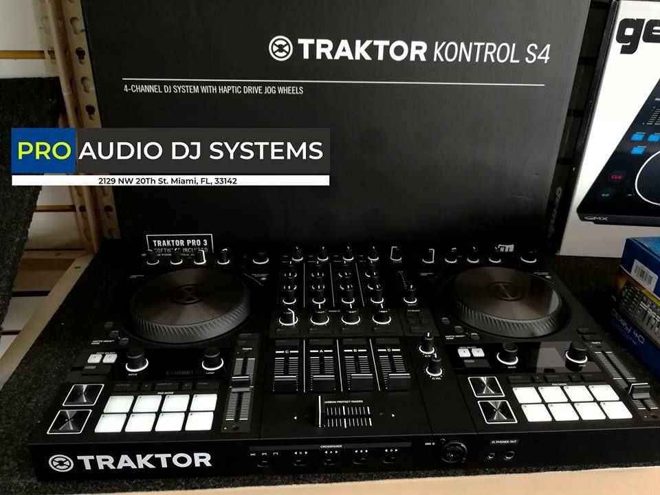 Pro Audio DJ Systems & Music Electro-voice