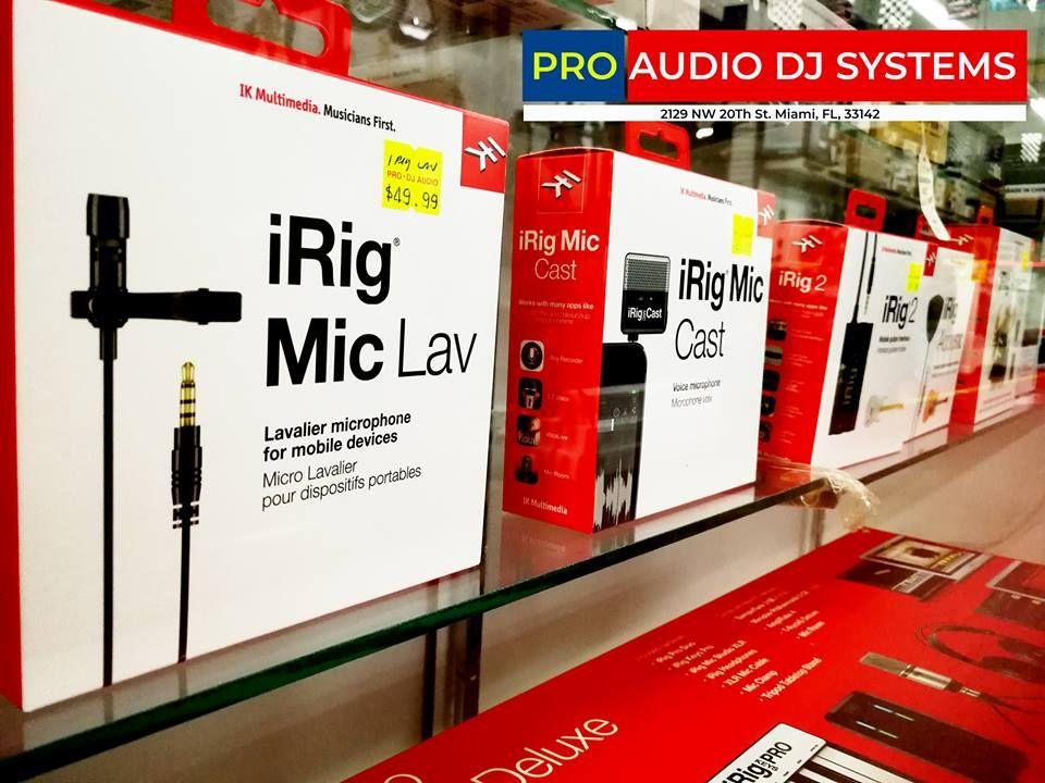 Pro Audio DJ Systems & Music Contemporary