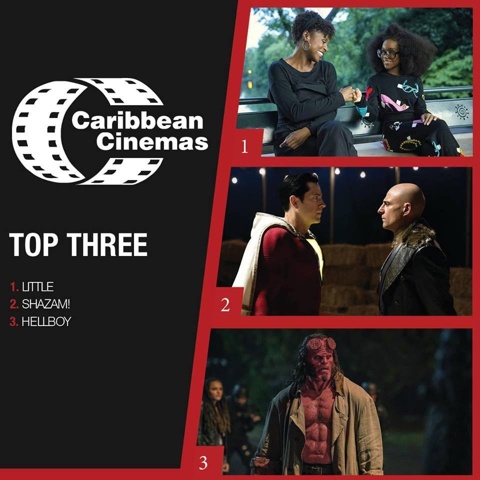 Caribbean Cinemas - St Croix Informative