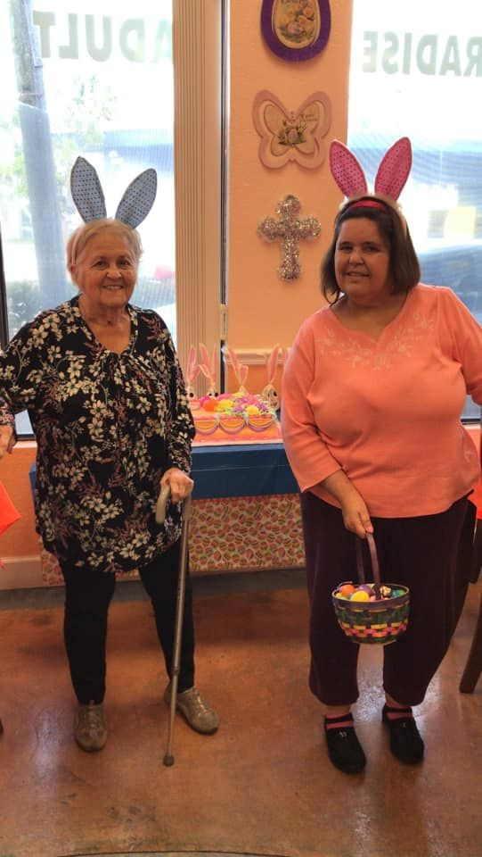 PARADISE ADULT DAY CARE - Hialeah Information