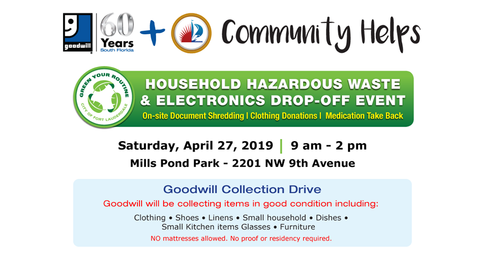 Goodwill Industries Information