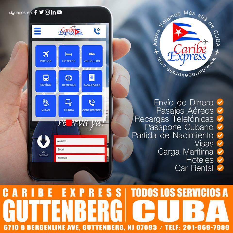 Caribe Express - Tamiami | Travel - Agent Company