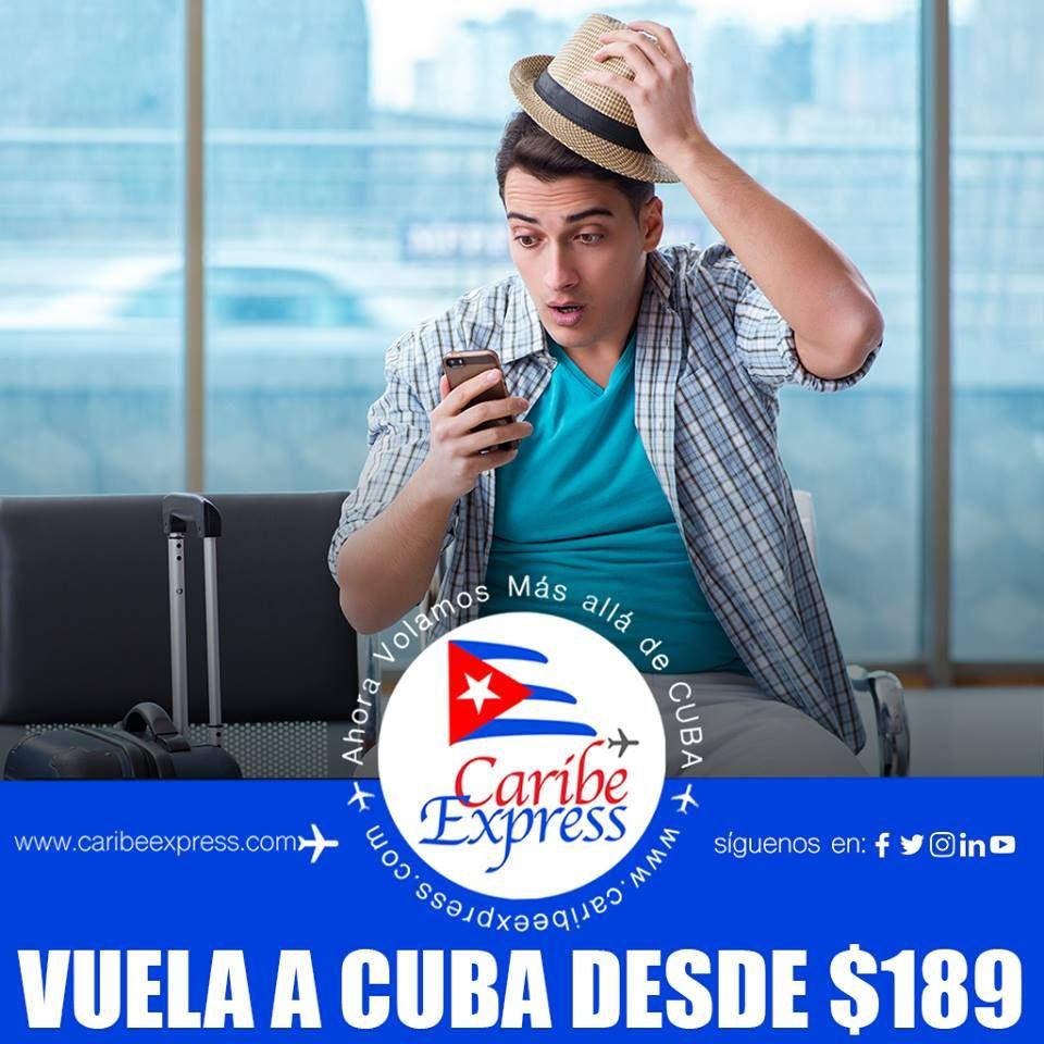 Caribe Express - Tamiami Informative