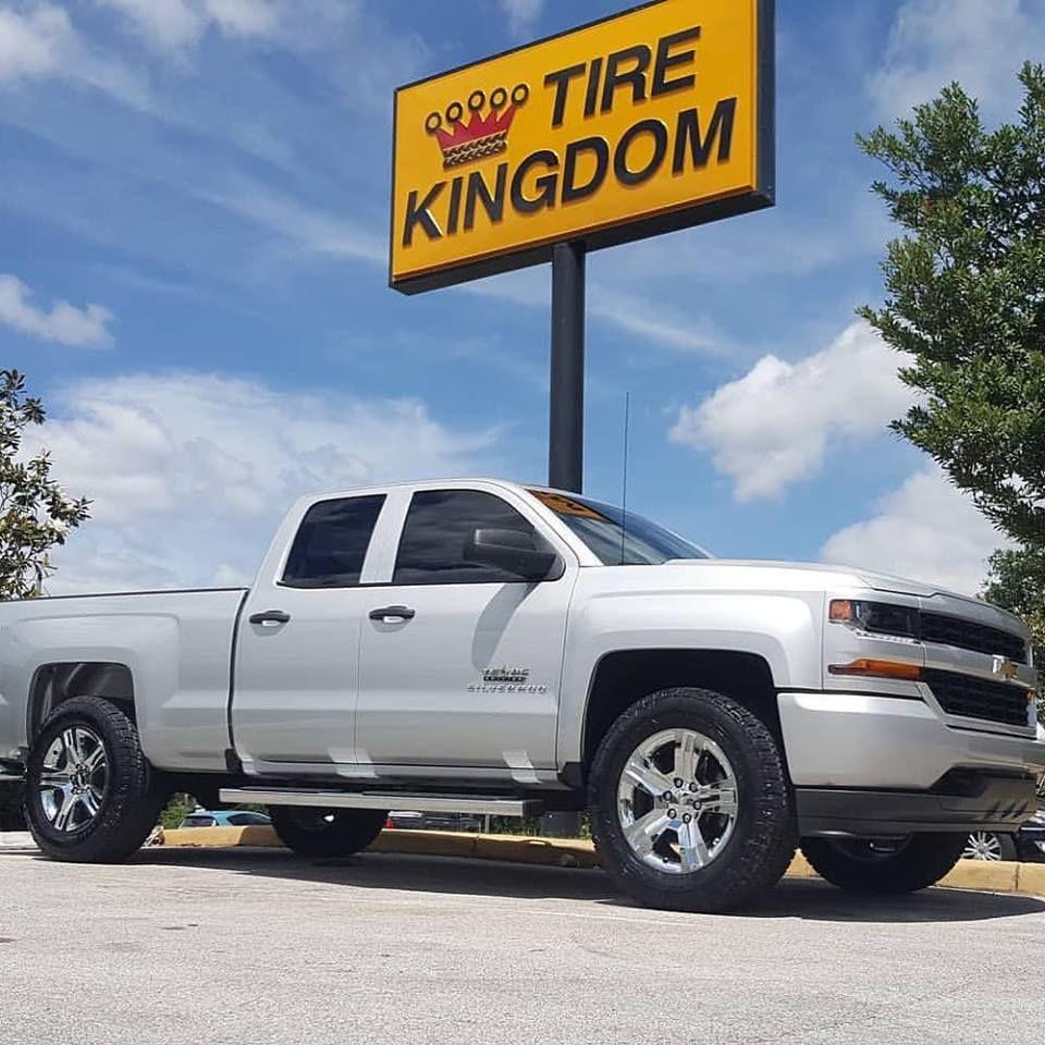 Tire Kingdom - Tamiami Informative