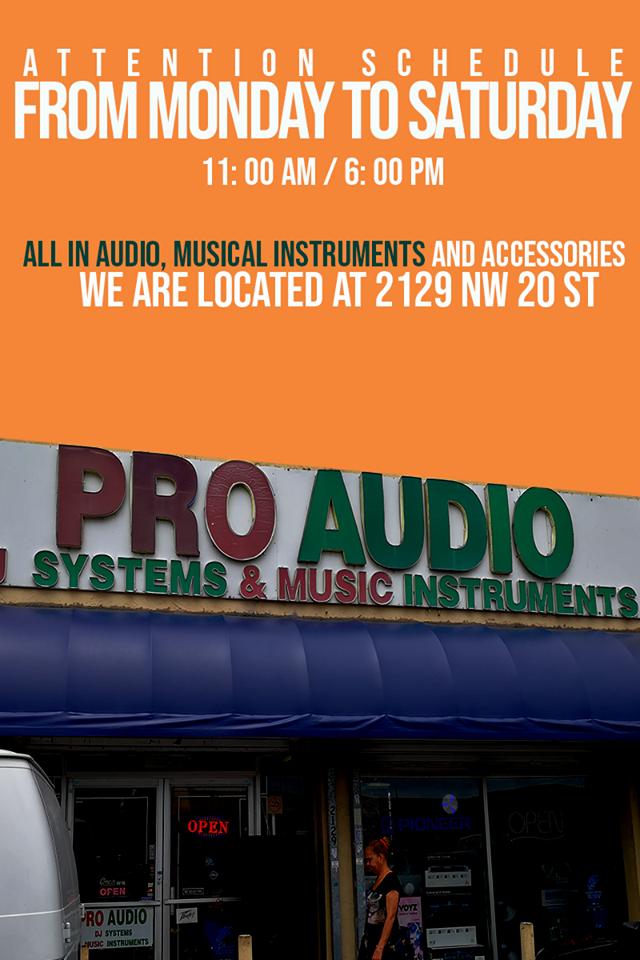 Pro Audio DJ Systems & Music Informative