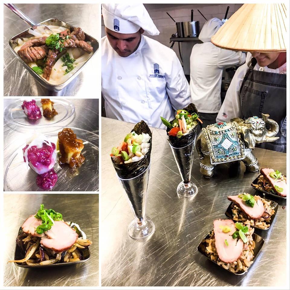 Mariano Moreno Culinary Institute - Miami Certificate